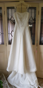 Wedding Dress - size 8 St Clair Penrith Area Preview