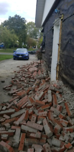 FREE fill or bricks for a project