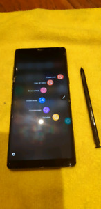 Samsung Galaxy Note 8, unlocked, 64gb