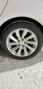 4 Nokia NEW tires