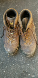 Timberland safety boots bown low use size 11.5
