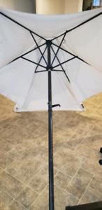 Parasol de patio