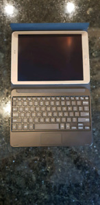 Samsung Galaxy Tab S2 with keyboard cover