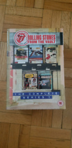 Rolling Stones The Complete Series 1 DVD