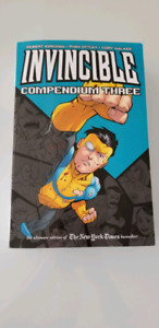 Graphic novel Invincible