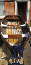 Classic rowing Boat 11ft