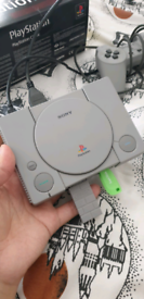 PS Classic with extra games and Bluetooth adaptor