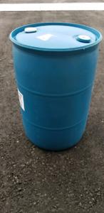 55 gallon plastic barrels-brampton