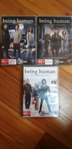 Being Human Season 1-3 Rangeville Toowoomba City Preview