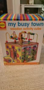 Activity cube brand new in box