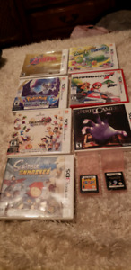 Nintendo 3DS/2DS Games-Negotiable