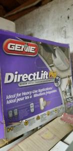 Genie Direct lift garage door opener