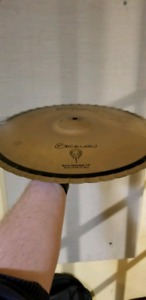 "Used Orion Bacalhau 15"" Hi-Hats"