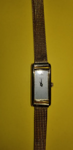 Vintage Gold tone Seiko, Slim Elegant ladies watch in excellent