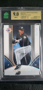 2006 Upper Deck Ultimate Roy Halladay MNT Graded 9 mint