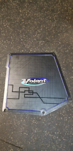 Volant cold air intake lid