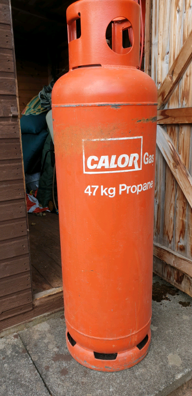 Calor Gas propane 47kg cylinder | in Earlston, Scottish ...