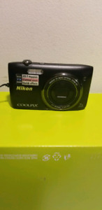 Nikon Coolpix $30 a great little camera better than your phone!