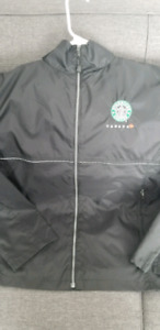 STARBUCKS nwt jackets