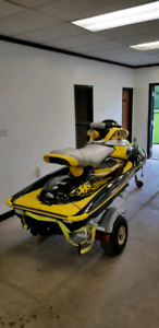2000 Seadoo XP Limited (rare millennial edition) with paper work