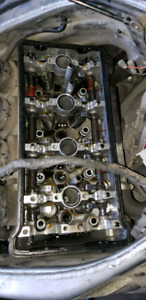 94 kawasaki zx9r project needs timing chain to be replaced