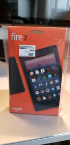 Amazon fire 7 (8 gig) tablet