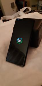 Samsung Galaxy Note 8, 64gb, Unlocked, Black, Like New