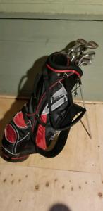 Lefty golf set