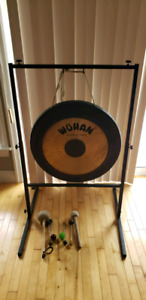 26 inch Wuhan Chinese Gong (for Sound Healing & Music)