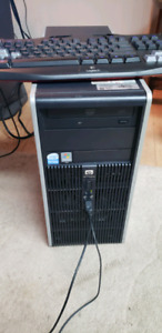 HP Pavilion PC with Gaming KB