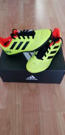 Boys Adidas Predator football boots