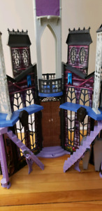 Monster High School House