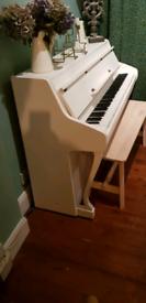 Bentley upright piano - free!