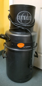 Electrolux with standard attachments