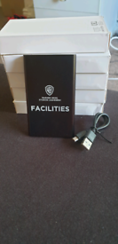 Warner Bros portable chargers (4000mAh)