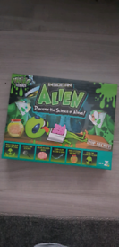 Inside an Alien Game