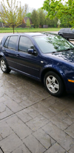 2003 vw golf gls