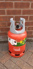 FULL CALOR GAS BOTTLE CALORLITE 6KG PROPANE CARAVAN OR MOTORHOME