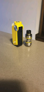 """Voopoo Majo Kit """" LIKE NEW """" ONLY $50"""