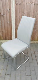 Dining table chair new in box