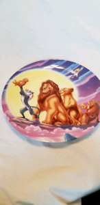 The Lion King Collector Plate