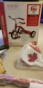Classic Red Radio Flyer Tricycle