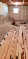 Home Renovations and Floor Installation