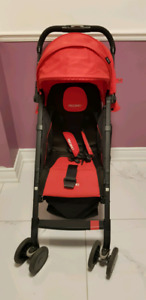 Recaro Stroller with Rain Cover, Winter Cover, Accessories