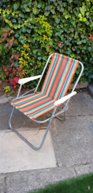 Vintage Fold Out Chair