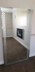 Large Bespoke Mirror