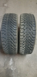 Goodyear Winter Tires 205 /60 R14 + R15 | New Tire Season Snow