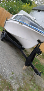 Boat and trailer 1967 trailer has ownership