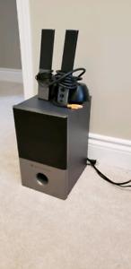 Altec Lansing Computer Speakers and Sub