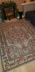 New 160x230cm traditional vintage style rug